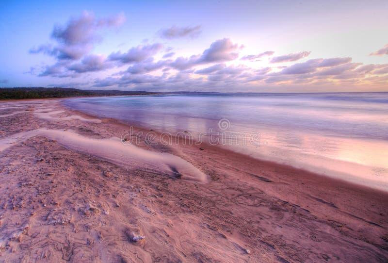 Morning In Paradise Stock Photo