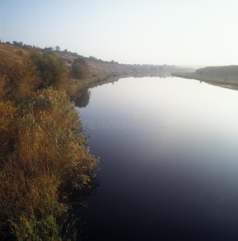 Free Morning River. Stock Photo - 22314050