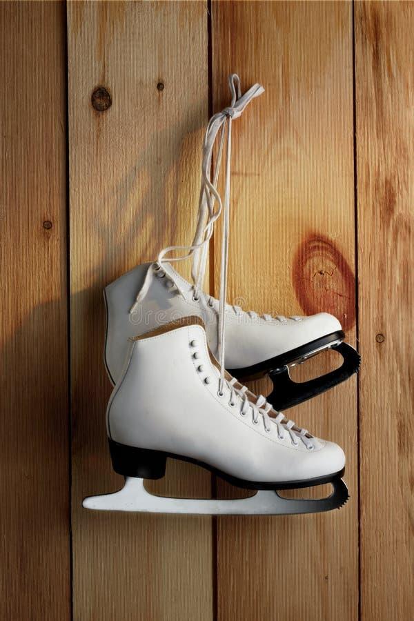 Morning skate stock images