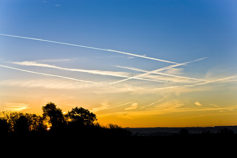 Morning Sky Royalty Free Stock Images