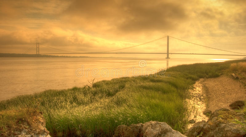 Download Morning Sky, River Humber, stock photo. Image of morning - 26175152