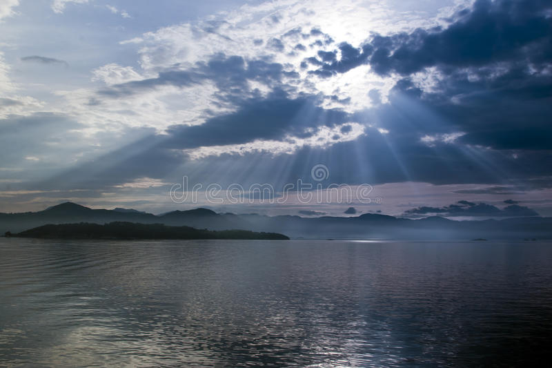 Morning Sun Stock Photography