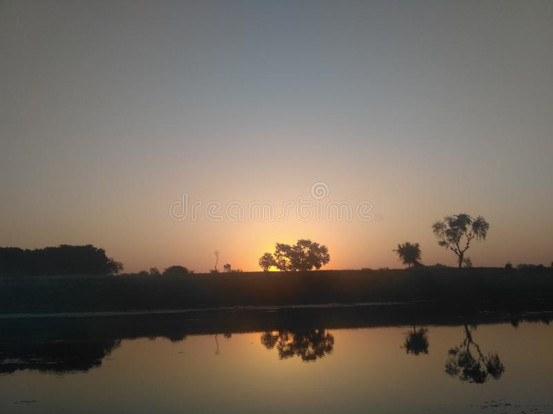 Morning time royalty free stock images