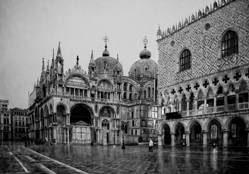 Download Morning In Venice. Italy Royalty Free Stock Image - Image: 27976886