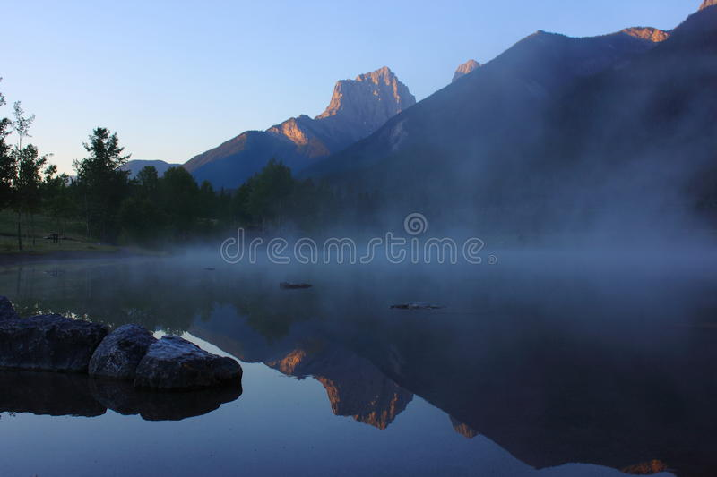Download A mornings reflection stock photo. Image of parks, spring - 22277024