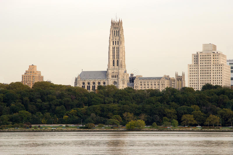 Download Morningside Heights Skyline, NY Royalty Free Stock Images - Image: 26602469