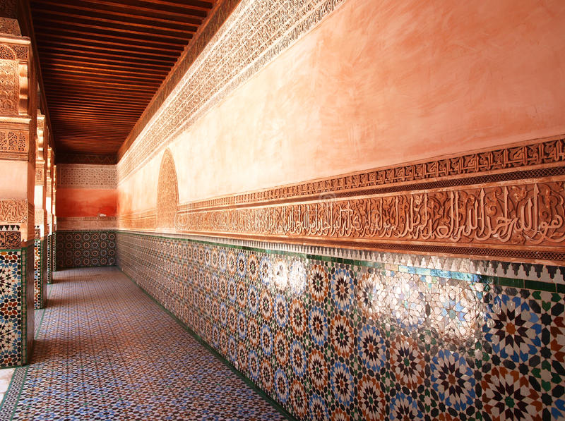 Download Moroccan architecture stock photo. Image of moroccan - 19629662