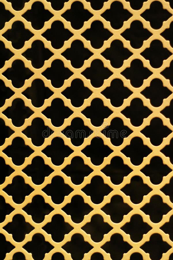 Moroccan background pattern. Moroccan trellis style background pattern royalty free stock image