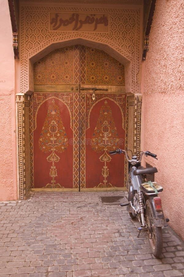 Moroccan Cedar doors