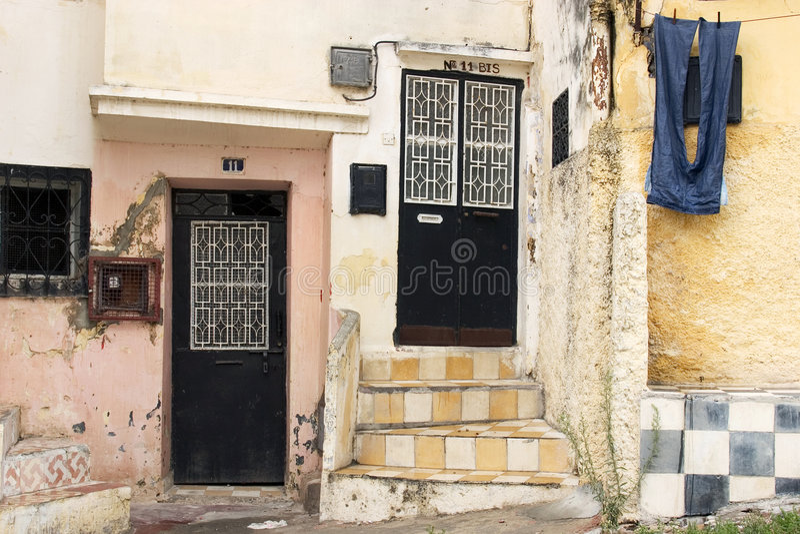 Download Moroccan Doors 3 Royalty Free Stock Image - Image: 2230606