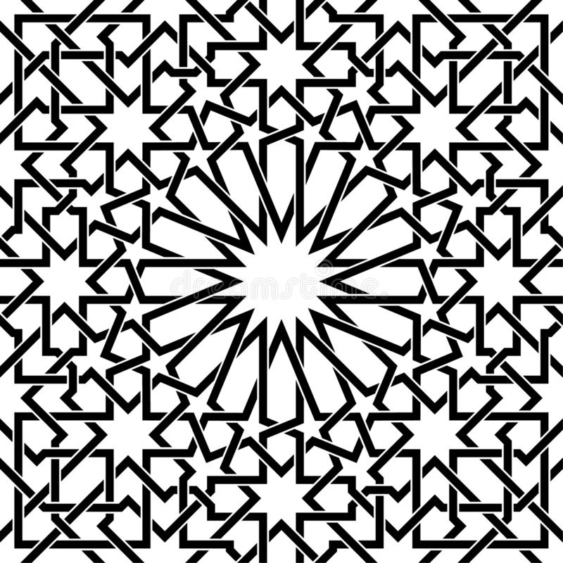 Moroccan Pattern 2 vector illustration