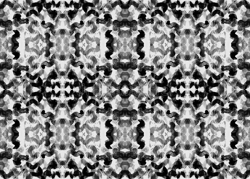 Moroccan seamless pattern. royalty free stock images