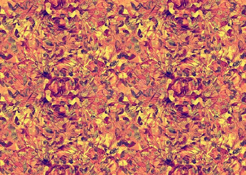 Moroccan seamless pattern. royalty free illustration