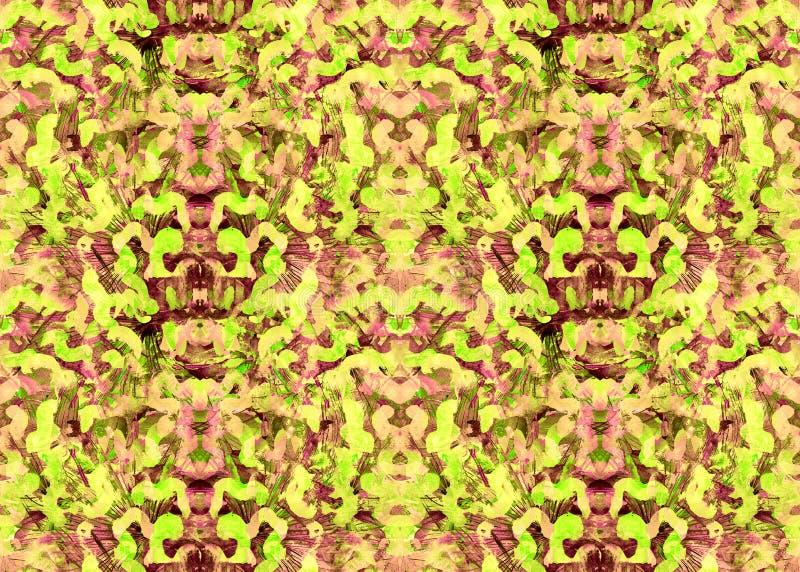 Moroccan seamless pattern. stock illustration
