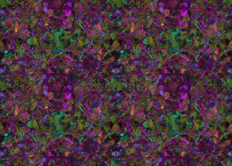 Moroccan seamless pattern. stock image