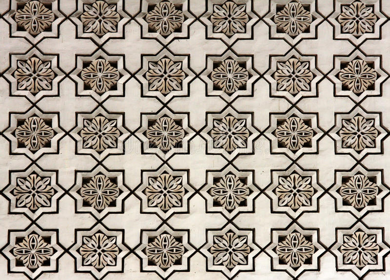Download Moroccan shape stock photo. Image of geometry, moroccan - 12827048