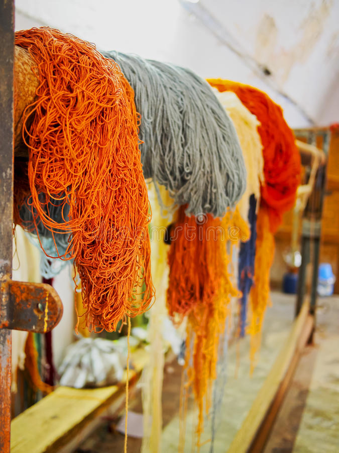 Download Moroccan Threads In Rabat Stock Photography - Image: 33935452