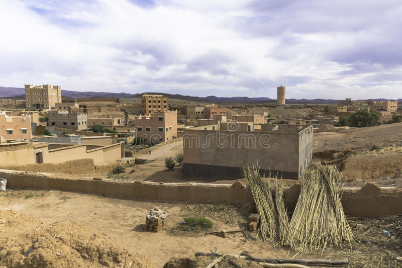 Download Moroccan Village Stock Photo - Image: 31907490