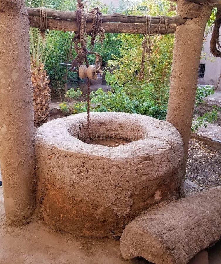 Morocco's eftertraktade mest kasbah är denna århundradeunder för th 17 royaltyfria bilder