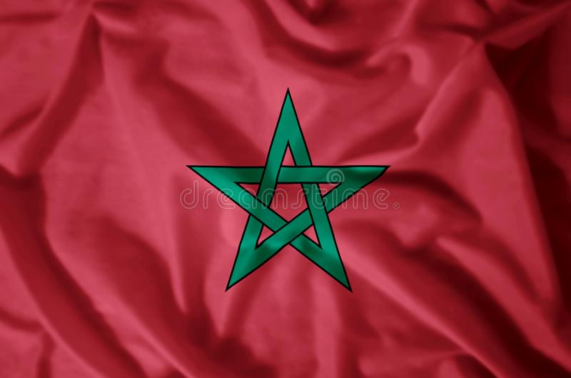 morocco illustration stock