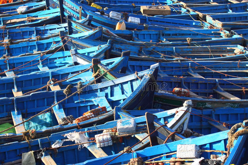 Morocco, Essaouira royalty free stock photo