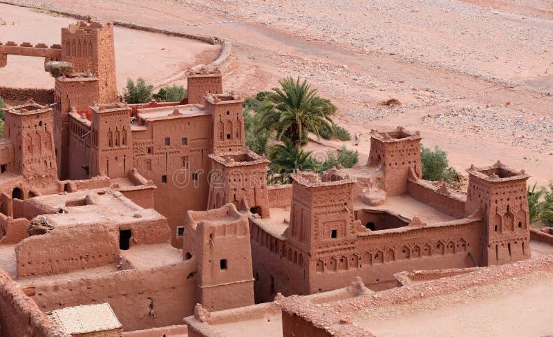 morocco Haddou de Kasbah AIT Ben images stock