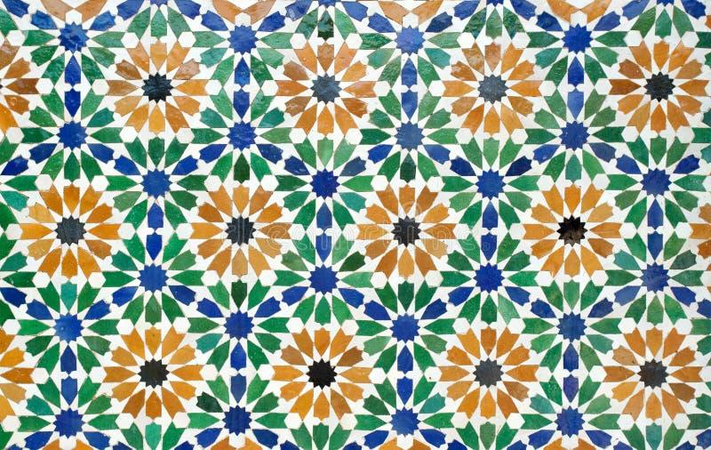 morocco płytki obrazy royalty free