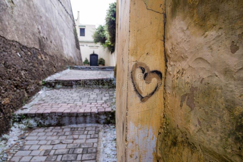 Morocco Street Art royalty free stock image