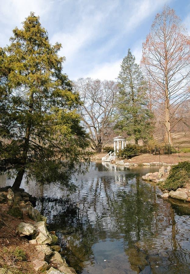 Morris Arboretum image libre de droits