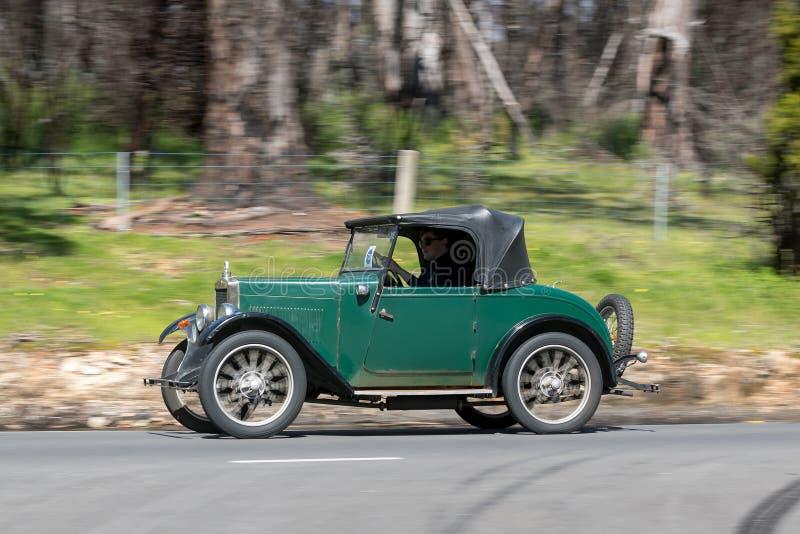 Morris Cammy Minor Roadster 1929 fotografía de archivo