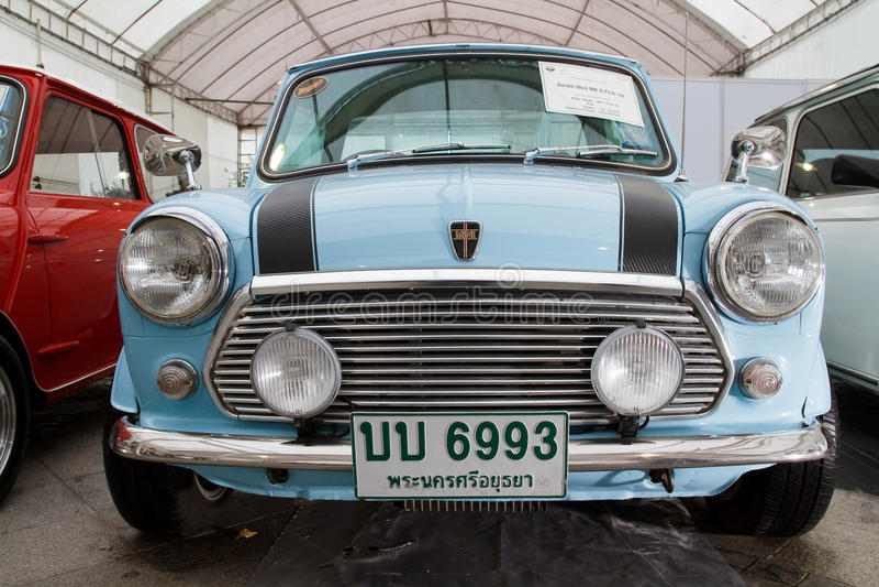 Download Morris Cooper MK II Pick-up , Vintage Cars Editorial Photo - Image: 25719121