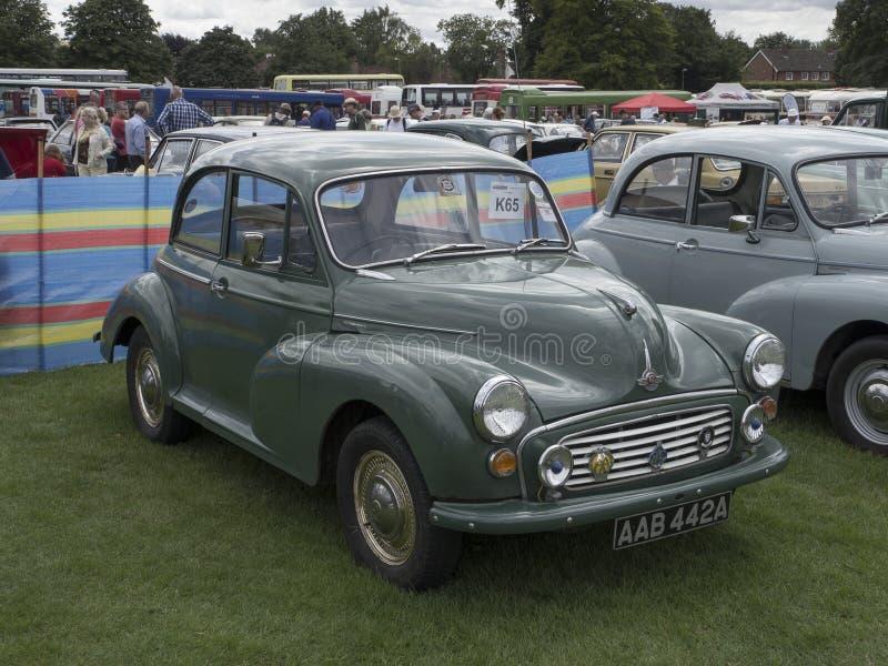 Morris Minor 1000 foto de archivo