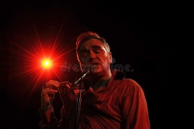 Morrissey - το Smiths στοκ φωτογραφία
