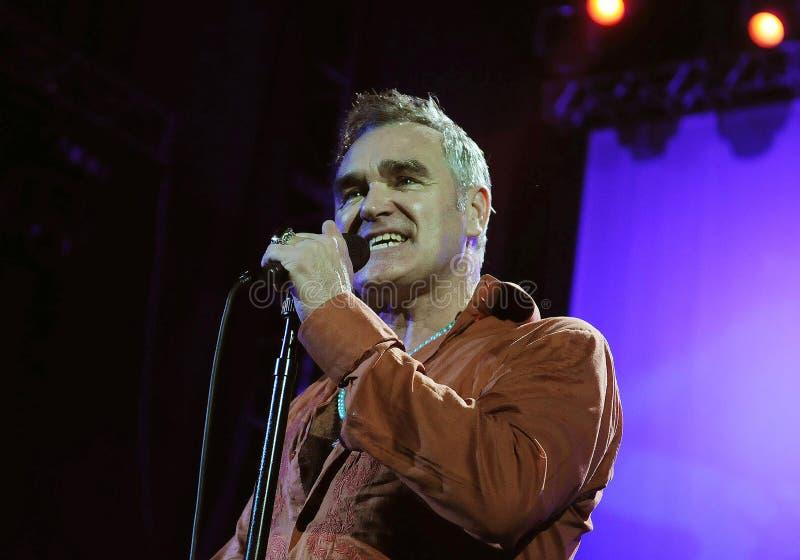 Morrissey imagen de archivo