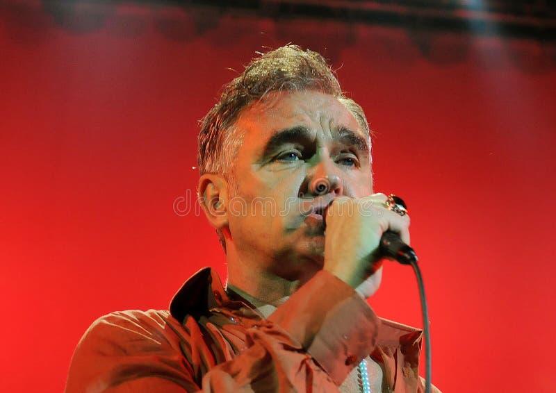 Morrissey fotografía de archivo libre de regalías