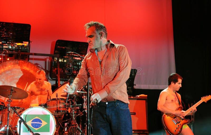 Morrissey - les forgerons photos libres de droits