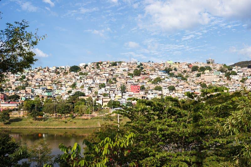 Morro做Papagaio 库存照片
