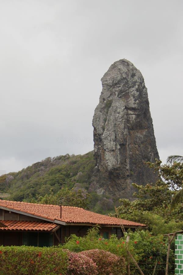 Morro tun Pico lizenzfreies stockfoto