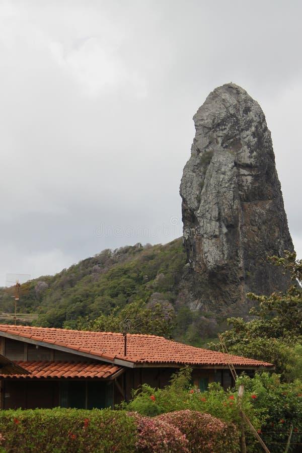Morro tun Pico stockbild
