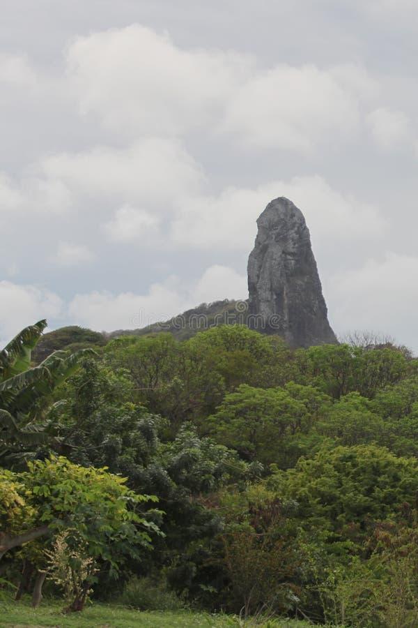 Morro tun Pico stockfotografie