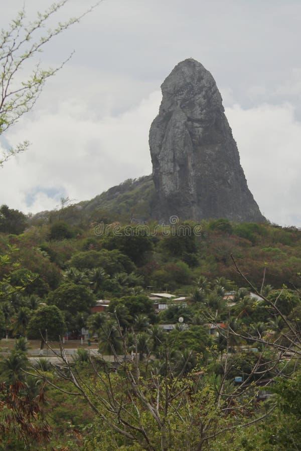 Morro tun Pico stockbilder