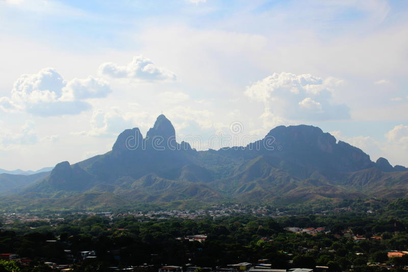 Morros de San Juan, Guárico, Venezuela. There are the famous Morros de San Juan, near San Juan, capital of the state of Guárico, Venezuela royalty free stock photography