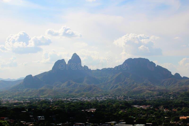 Morros de San Juan, rico del ¡ di GuÃ, Venezuela fotografia stock libera da diritti