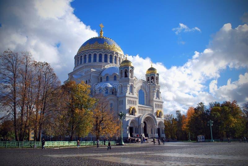 Morska katedra obraz stock