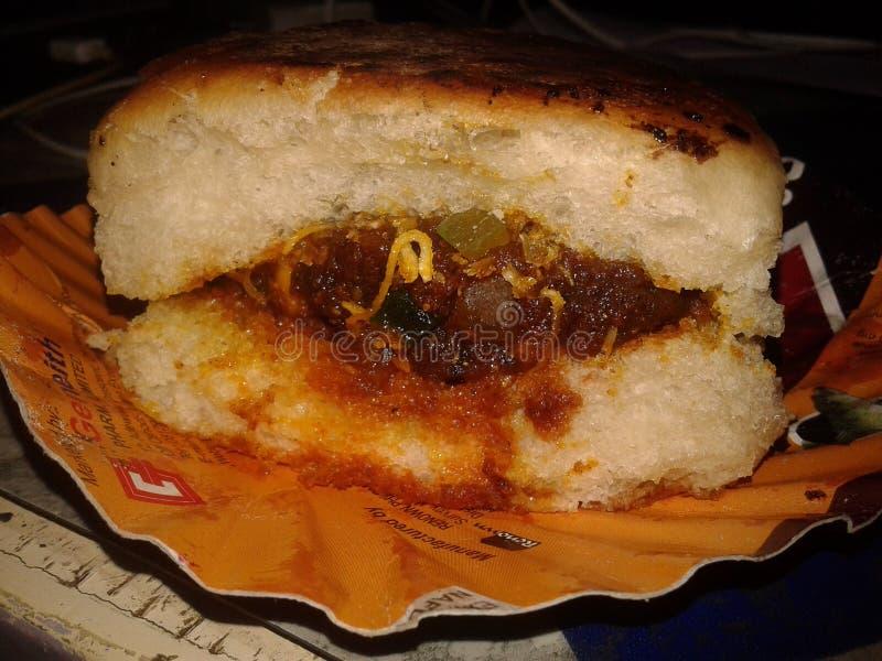 Morso affamato immagine stock