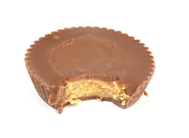 Download Morso Dallo Spuntino Del Cioccolato Immagine Stock - Immagine di background, oggetto: 7310019