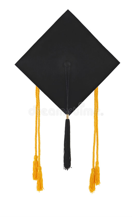 Download Mortar Board And Honor Cords Royalty Free Stock Photos - Image: 2301948