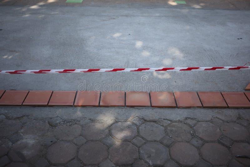 Mortar Masonry Street Walkway Imagens de foco selecionáveis para fundos foto de stock