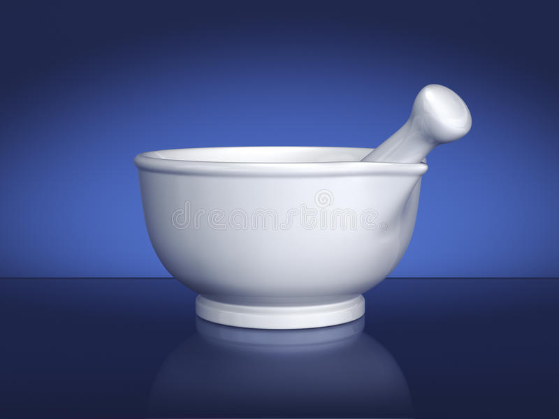 Download Mortar And Pestle Royalty Free Stock Images - Image: 12452369