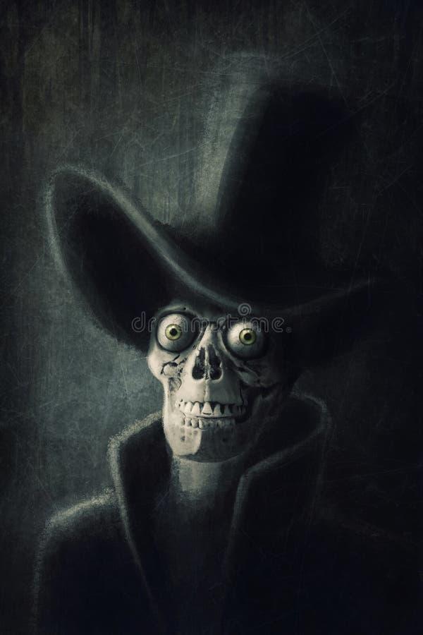 morte ilustração do vetor